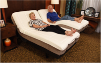 The Craftmatic<sup>&reg;</sup> Legacy Adjustable Bed.