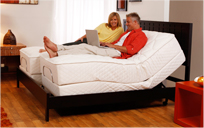 The Craftmatic<sup>®</sup> Monaco Adjustable Bed.