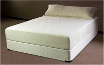 The Craftmatic<sup>&reg;</sup> Memory Foam Adjustable Bed.