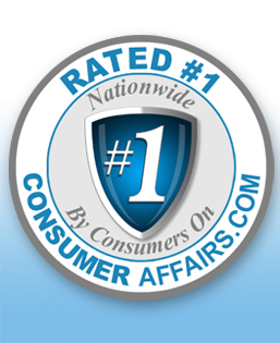 Consumer Affairs 5 Star
