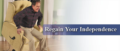 The Craftmatic Riser/Recliner Lift Chair Helps You Stand Up More Easily