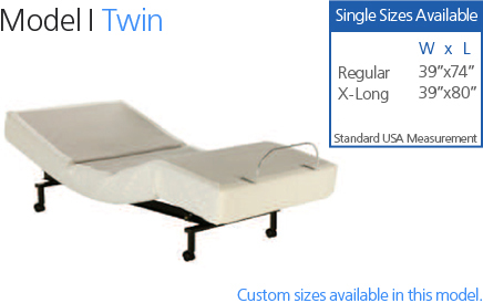Craftmatic Adjustable Twin Bed Price